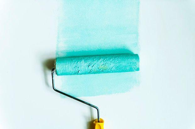 ¿Cuántas capas de pintura necesitan las paredes de tu hogar?