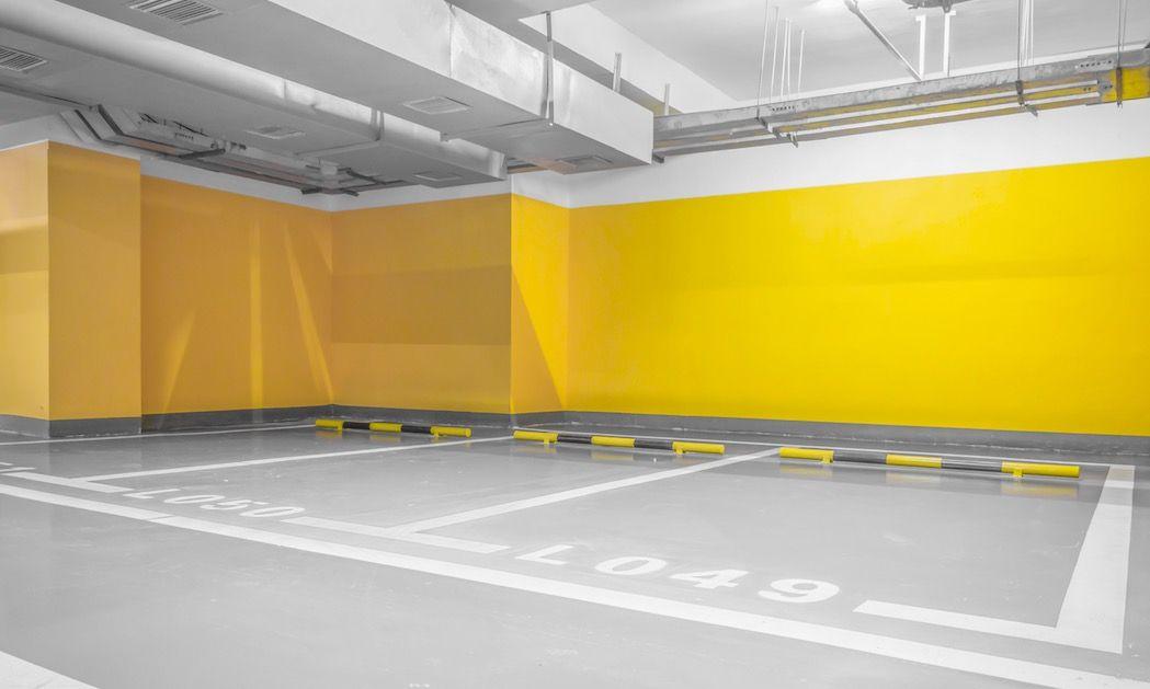 Tipos de pintura para el suelo de garajes PIMONT Barcelona